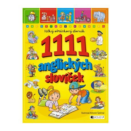 Velký obrázkový slovník: 1111 anglických slovíček FRAGMENT 9788025318119