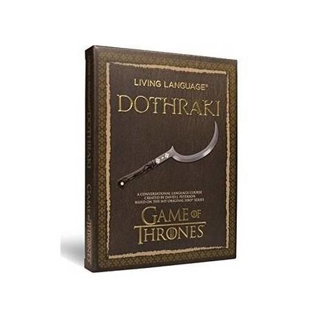 Living Language Dothraki + CD Living Language,U.S. 9780804160865