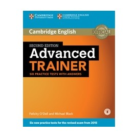 Advanced Trainer Second Edition with Answers + Audio download