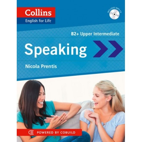 Collins English for Life: Speaking B2+ with CD Collins 9780007542697