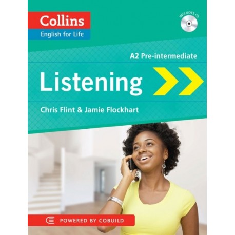 Collins English for Life: Listening A2 with CD Collins 9780007497751