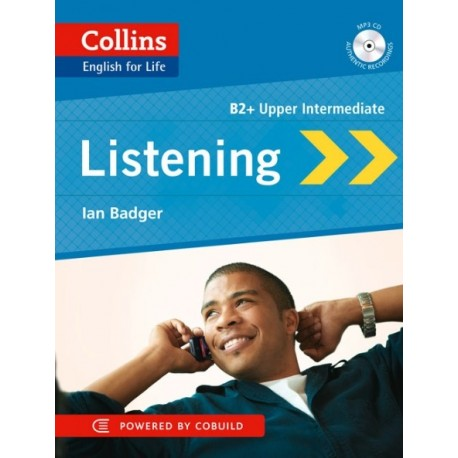 Collins English for Life: Listening B2+ with CD Collins 9780007542680