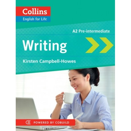 Collins English for Life: Writing A2 Collins 9780007497768