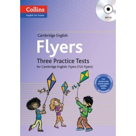 Collins English for Exams: Three Practice Tests for Cambridge English Flyers + MP3 CD