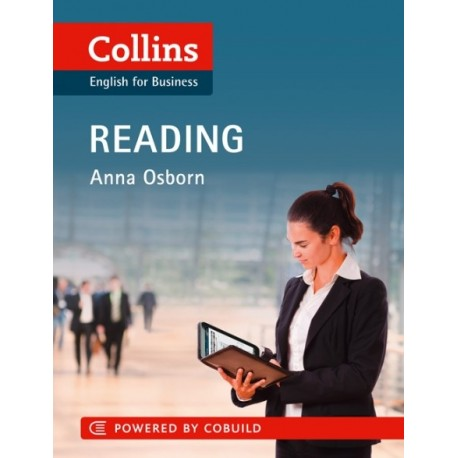 Collins English for Business: Reading + CD Collins 9780007469437