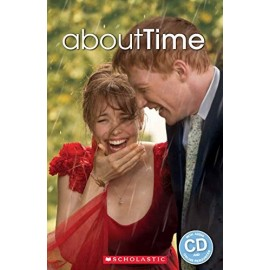 Scholastic Readers: About Time + CD