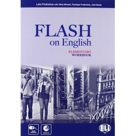 Flash on English Elementary Workbook + Audio CD