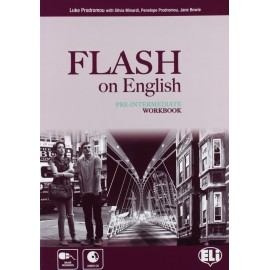 Flash on English Pre-Intermediate Workbook + Audio CD