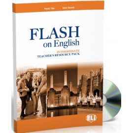 Flash on English Intermediate Teacher's Book Pack