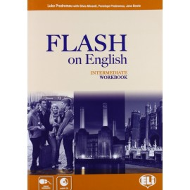 Flash on English Intermediate Workbook + Audio CD
