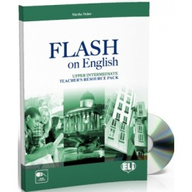 Flash on English Upper-Intermediate Teacher's Book Pack
