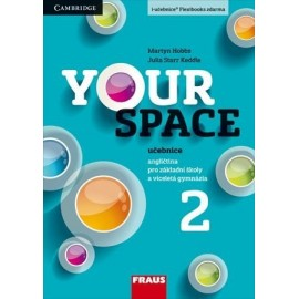 Your Space 2 Učebnice + i-učebnice Flexibooks.cz