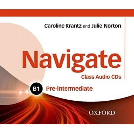 Navigate Pre-Intermediate Class Audio CDs