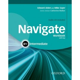 Navigate Intermediate Workbook with Key + Audio CD
