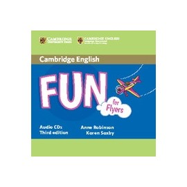 Fun for Flyers Third Edition Audio CD