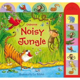 Noisy Jungle sound boardbook