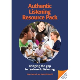 Authentic Listening Resource Pack with DVD + Audio CDs