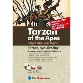 Tarzan of the Apes / Tarzan, syn divočiny + MP3 Audio CD
