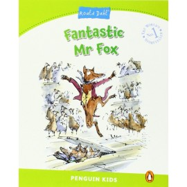 Penguin Kids Level 4: Fantastic Mr Fox