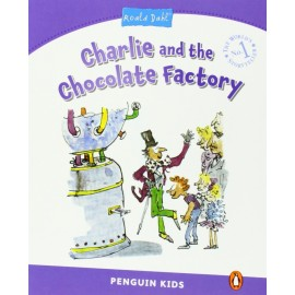 Penguin Kids Level 5: Charlie and the Chocolate Factory