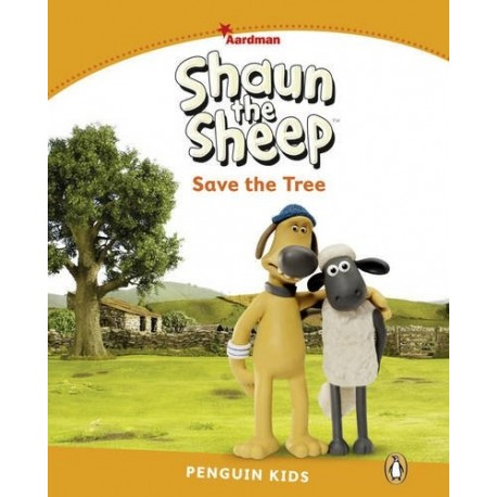 Penguin Kids Level 3: Shaun the Sheep - Save the Tree Pearson 9781447931348