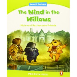 Penguin Kids Level 4: The Wind in the Willows - Mole and Rat become Friends