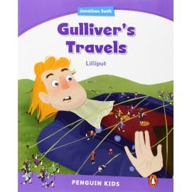 Penguin Kids Level 5: Gulliver's Travels - Lilliput
