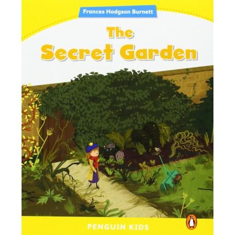 Penguin Kids Level 6: The Secret Garden Pearson 9781408288504