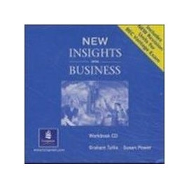 New Insights into Business Workbook (BEC) Audio CD