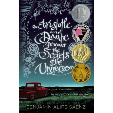 Aristotle and Dante Discover the Secrets of the Universe Simon & Schuster Ltd 9781442408937