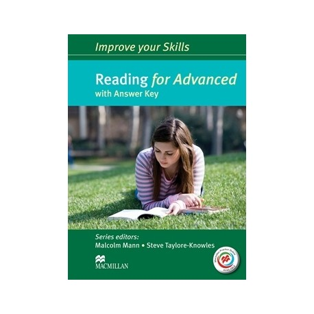 Improve your Skills: Reading for Advanced Student's Book with key + Macmillan Practice Online Macmillan 9780230462007