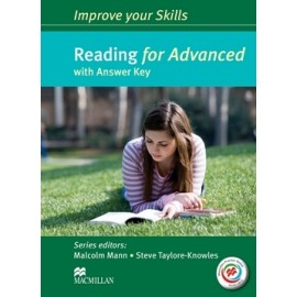 Improve your Skills: Reading for Advanced Student's Book with key + Macmillan Practice Online