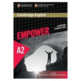 Empower Elementary Teacher's Book
