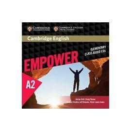 Empower Elementary Class Audio CDs