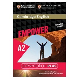 Empower Elementary Presentation Plus DVD-ROM