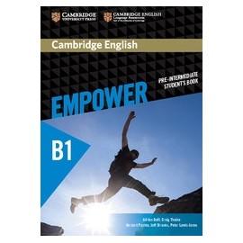 Empower Pre-intermediate Student's Book