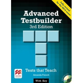 Advanced Testbuilder Third Edition Student's Book Pack with Key + CD