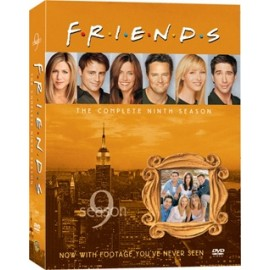 Friends DVD: The Complete Season 9