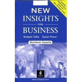 New Insights into Business Workbook (BEC) Audio Cassette