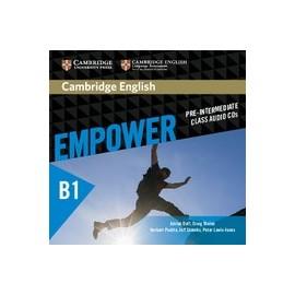 Empower Pre-intermediate Class Audio CDs
