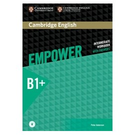 Empower Intermediate Workbook with Answers + Audio download