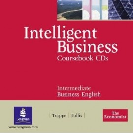 Intelligent Business Intermediate Course Book Audio CDs