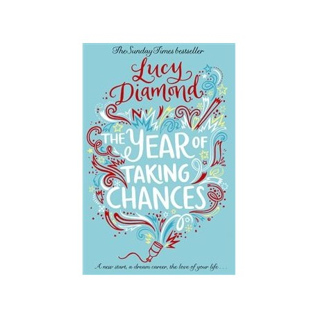 The Year of Taking Chances Pan Books 9781447257783