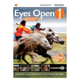 Eyes Open 1 Student's Book with Online Workbook + Online Practice