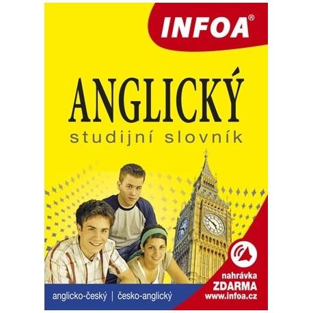 Anglicko-český, česko-anglický studijní slovník INFOA 9788072407835
