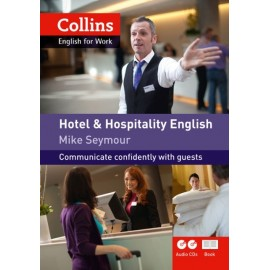 Collins English for Work: Hotel and Hospitality + Audio CDs
