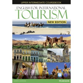 English for International Tourism Upper-Intermediate New Edition Coursebook + DVD-ROM