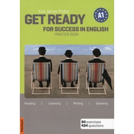 Get Ready for Success in English A1 + audio CD