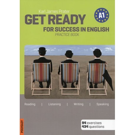Get Ready for Success in English A1 + audio CD Polyglot 9788086195759