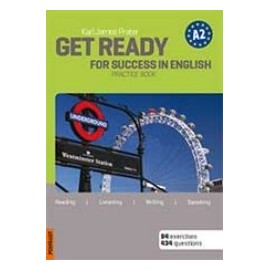 Get Ready for Success in English A2 + audio CD